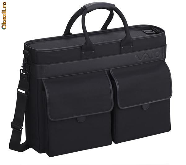 Сумка для ноутбука SONY Vaio VGPMBA10 black.