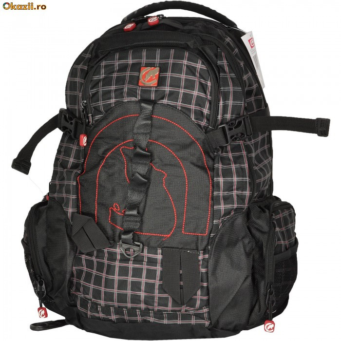 Rucsac barbati Ecko Unlimited Plaid Backpack IF10 ECKO434