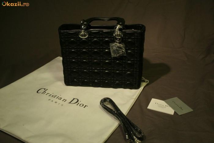 Geanta Lady Dior Replica Noua de Foarte buna Calitate foto mare